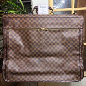 Louis Vuitton Large Luggage Garment Travel Bag